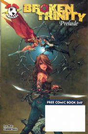 FCBD Broken Trinity Prelude One Shot Witchblade Darkness Top Cow comic book
